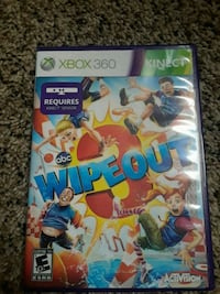 Xbox 360 Wipe Out 3  Kinect  Lawton, 73505