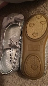 Silver church baby shoes  Chesapeake, 23321