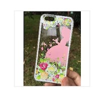 Water iPhone6 Plus case with glitter  Toronto, M1T 3T8