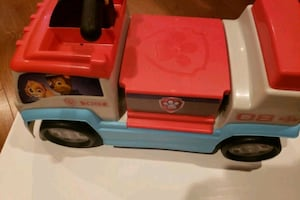 Paw Patrol ride on for toddlers