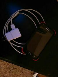 black Samsung android smartphone Caldwell, 83605