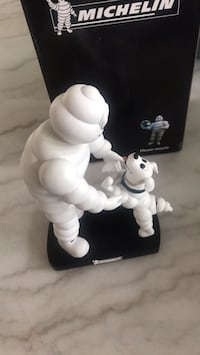 2008 Rare Michelin Man and Dog Bobblehead  Upper Marlboro, 20772