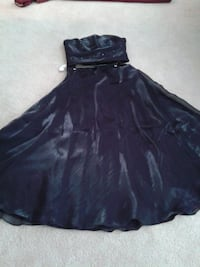 Gown (black)  skirt and top Burnaby