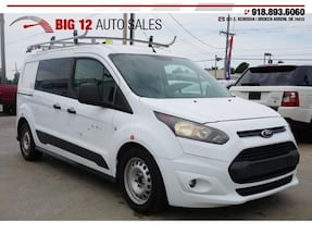 Ford-Transit Connect Cargo-2014