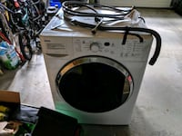 white front-load clothes washer Pickering, L1V 5P3