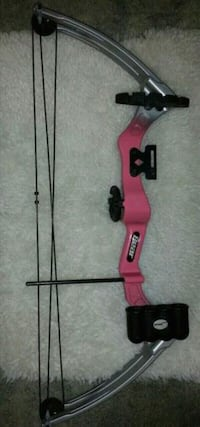 BEAR Brave III Youth Compound Archery BOW in PINK Richmond