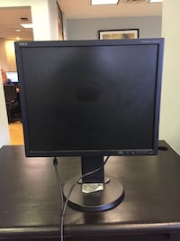 black Dell flat screen computer monitor Coral Springs, 33071