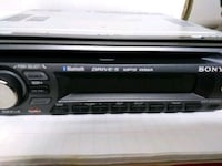 Car stereo cd player sony blue tooth Newark, 19713