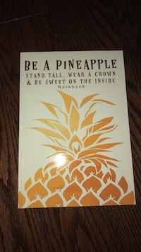 New Pineapple Notebook...