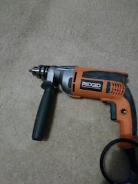 black and orange Rigid power drill East Riverdale, 20737