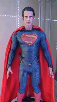 Man of steel superman figur figure foguru toys 1/6