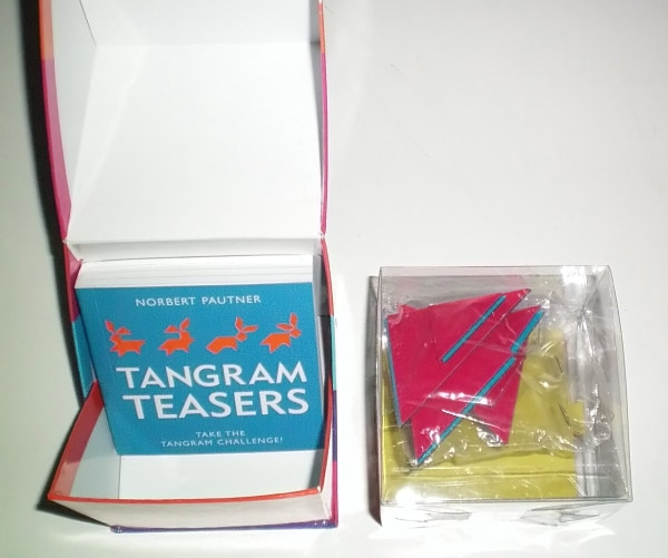 Tangram Teasers Puzzles with Book by Norbert Pautner eea669e8-5214-4bdc-9fd9-55469bac2d69