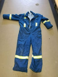 insulated and fire proof coveralls  Edmonton
