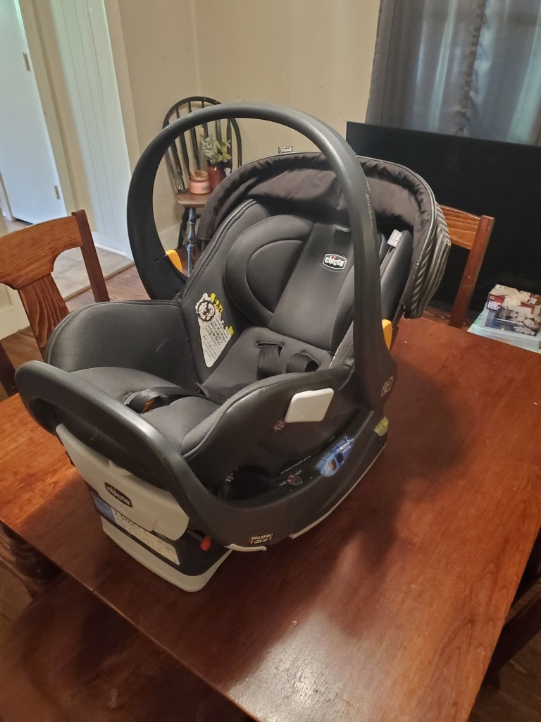 Photo Car seat chicco fit2