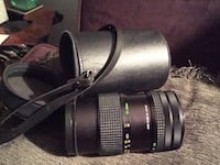 Canon Telephoto lens 75-150, lens cap and carrying bag Greenwood, 46143