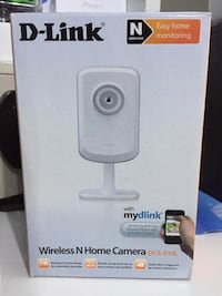 D Link Kamera (WIRELESS N HOME CAMERA)