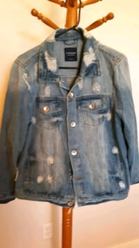 Denim Jacket by Cavalini (Medium) Victorville