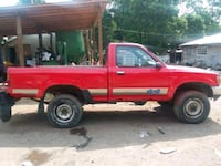 red single cab pickup truck Thurmont, 21788