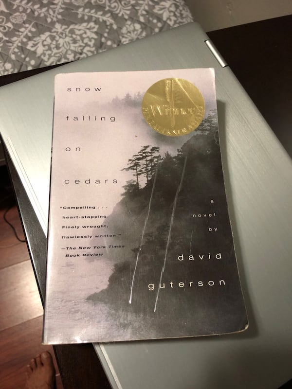 David Guterson Snow Falling on Cedars Unabridged aa19dfe5-b995-44b3-9cf7-8874af46eeaa