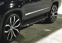 26 inch lexani lust rims with new tires Baton Rouge, 70809