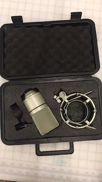 MXL 990 Condenser Microphone used by Michael Búble Mc Lean, 22102