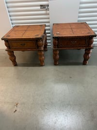 Twin Side Tables Spring Hill, 34609