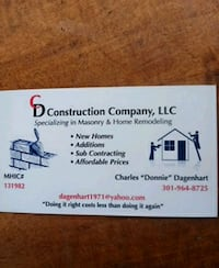 Contracting Hagerstown