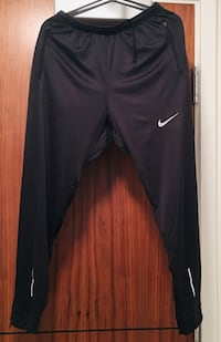 Nike As Essntl Knit Black Running Tights 3729 km