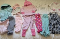 Baby girl clothes 6-12 month Woodstock, N4T