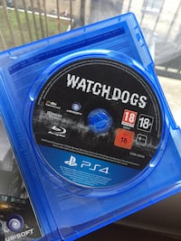 Watch dog - PS4 马尔默, 211 50