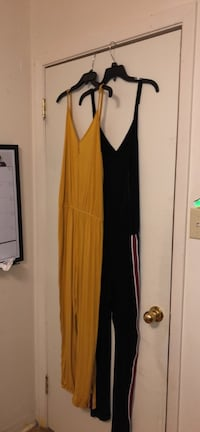 Two women's X-LARGE jumpsuits Toronto, M9W 2P2