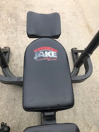 Weight Bench Body by Jake