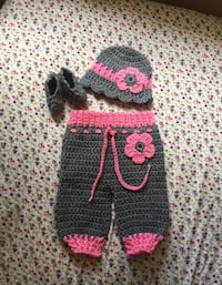 Crocheted 0/3mo Orlando, 32822