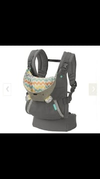 baby's gray carrier Burnaby, V3N 3X3