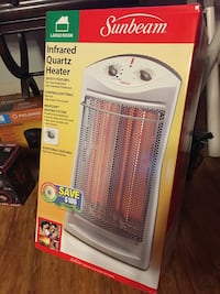 Sunbeam large and powerful heater  brand new Rosemead, 91776