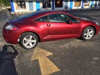 2007 MITSUBISHI ECLIPSE GT, LOW MILES, NEAR PERFECT SHAPE, GREAT PRICE!! Fort Myers