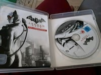BATMAN arkham city ps3 Ankara, 06480