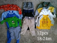 toddler's assorted clothes Medford, 97504