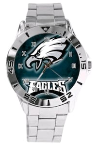 Stainless Steel Phildelphia Eagles Watch Baltimore, 21224