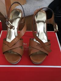 Coach Heels - Selling both pairs for $46- pick up in Warden and Eglinton area Toronto, M1L 0B8