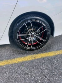 set if 18 inch rims excellent condition New York