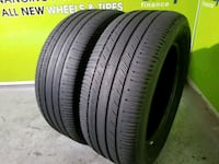 Two used 275/55/19 MICHELIN PREMIER LTX  Tampa, 33624