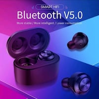 Auriculares de botón. Bluetooth 5.0 Wireless Earp Madrid