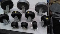 casters 4 sale - $5.00 and up !! DETROIT