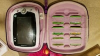 LeapPad Explorer with 6 games Burnaby, V5B 2N3