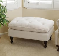 Brand New Three Posts Tufted Ottoman Toronto, M1B 5J4