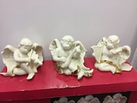 Jade Porcelain Cupid's. Excellent condition! Greenville