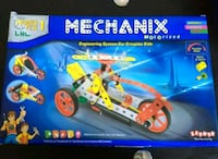 Mechanix Robo Tix 1 toy box