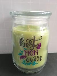 New Customized 17oz candle best mom ever Barrie, L4M 2M4