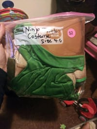 Kids ninja turtle costume Roanoke